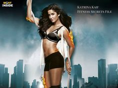 Katrina Kaif Fitness Secrets File