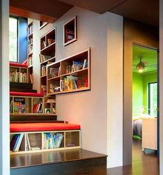 bureaux - bibliothèques & coins lecture