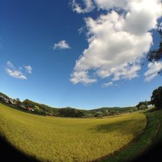 GIZMON iCA FISH-EYE /  秋の空…