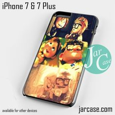 fredrickson and ellie Phone case for iPhone 7 and 7 Plus