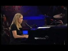 """Beautiful version of """"A Case Of You"""".  Diana Krall could sing the phone book and it would sound amazing."""