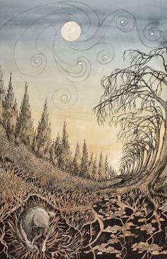'Hibernation' by Jane Keay