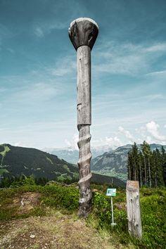 Kunst am Berg auf der Schmittenhöhe in Zell am See. Zell Am See, Building, Travel, Kunst, Nature, Viajes, Buildings, Destinations, Traveling