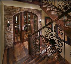 A trap door for your wine cellar wine cellar - Wine cellar trap door ...
