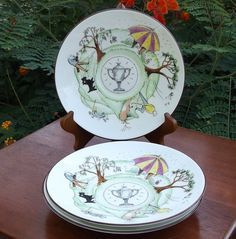 Vintage Mid Century Crown Staffordshire Novelty by Latitude51, $15.00
