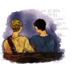Image de fan art, moment, and the maze runner