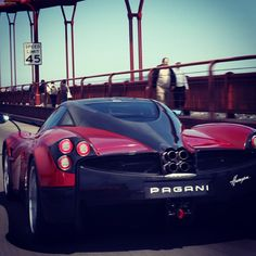 Pagani Huauyra - in my opinion this car is one of the best super cars.it's hand made in italy. Its terribly fast and handles like an f1