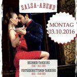 Salsa in Joes Cantina y Bar  Kostenloser Salsa Tanzkurs mit Ralf & Tatjana von 17:45  18:15 Uhr Neueinsteiger von 18:15  19:00 Uhr Advanced Beginners ab 19 Uhr  23:00 Uhr Salsa Party mit DJ Antonio aus Portugal. Er legt die besten Salsa Bachata Kizomba und Merengue Hits für euch auf. Das Highlight in Würzburgnicht verpassen. Eintritt 3- Wir freuen []  Mehr Salsa Bachata Kizomba Informationen auf salsastisch.de.