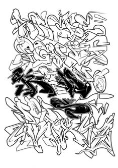 Street Alphabet Competition: vote for entry! Graffiti Pens, Best Graffiti, Graffiti Tagging, Graffiti Designs, Graffiti Drawing, Graffiti Murals, Street Art Graffiti, Graffiti Alphabet Styles, Graffiti Lettering Alphabet