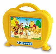 Winnie the Pooh Würfelpuzzle- 5