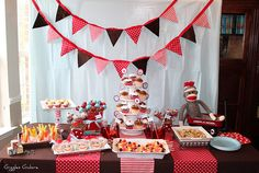 Great site for sock monkey baby shower