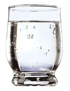 #1 Drink more water from the tap and use less of the plastic bottles