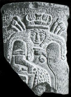 Ninhursag  milieu du III millénaire (Musée de Berlin) - See more at: http://mythologica.fr/mesopotamie/ninhursag.htm#sthash.jH96k0UX.dpuf