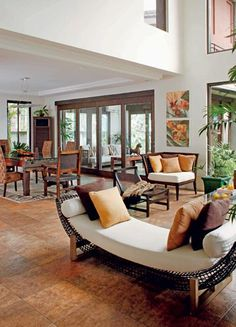 pinoy eclectic style bring back the old real living home femalenetwork - Real Home Design