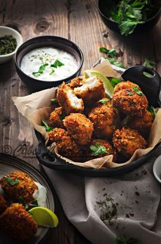 Learn here how to make best crisp parsley fish nuggets at home. This recipe is a keeper and easiest one to make. A perfect snack/appetiser Fish Recipes, Seafood Recipes, Indian Food Recipes, Recipes Dinner, Seafood Appetizers, Lobster Recipes, Kitchen Recipes, Cooking Recipes, Vegetarian Recipes