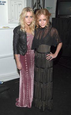 El estilo de las hermanas Olsen - ELLE : ELLE
