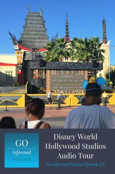Take an audio tour of Disney World's Hollywood Studios theme park on episode 15 of the Go Informed podcast. Learn about the layout of the park, what attractions you'll find here, and tips for dining, shopping, and touring in Hollywood Studios. #disneyworld #disneydining