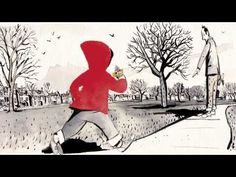 SIDEWALK FLOWERS by JonArno Lawson, illus. by Sydney Smith | Book Trailer (Wordless Picture Book)