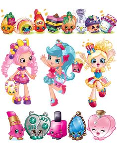 165 Shopkins Clip art Digital Images PNG by OctopusDigitalStore Fete Shopkins, Shopkins Bday, Shopkins Girls, Shopkins Guide, Shopkins Room, Shoppies Dolls, Shopkins And Shoppies, 9th Birthday Parties, 7th Birthday