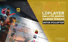 Bermain game android di PC/Laptop membuat pengalaman bermain lebih menyenangkan, selain mendapatkan layar yang lebih besar, kamu juga bisa memainkannya menggunakan mouse dan keyboard, ini sangat menyenagkan terutama ketika bermain game menembak atau FPS. Nah, untuk dapat memainkanya dengan lancar, kamu membutuhkan Emulator yang handal dan ringan, Kamu bisa mencoba LDPlayer. Review Games, Android