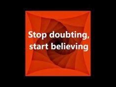 Abraham Hicks ~z~ Stop doubting, start believing
