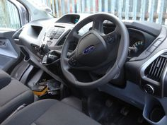 The Ford Transit Custom #vanleasing deal | One of the many cars and vans available to lease from www.carlease.uk.com