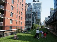 High Line Park New York. Looks Great !
