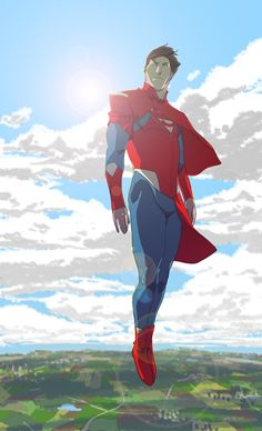 Superman 2: The Quest for an Outfit That Works by xshaunx.deviantart.com on @deviantART