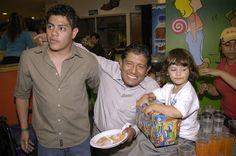 Juan Wenceslao Osorio miró con la misma edad que Jesucristo.