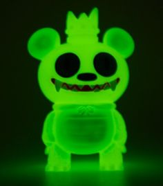 Bossy Bear Monster - Toxic Stomp