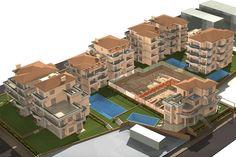 Συγκρότημα κατοικιών στη Βάρη | vasdekis