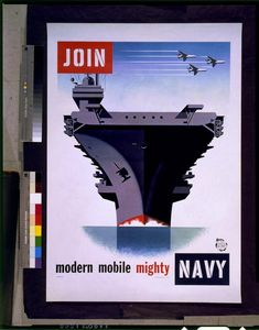Join modern mobile mighty Navy