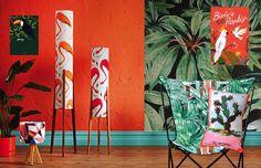 Exotica: wilde prints voor de lente van 2016 #trends #tropical #botanical…