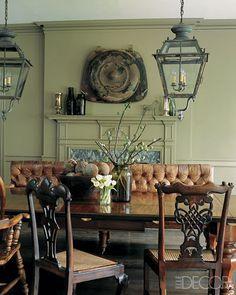lanterns and furniture mix