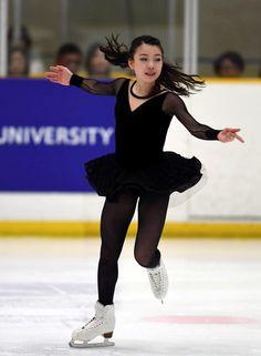 紀平梨花、練習で4回転に成功していた!「やって