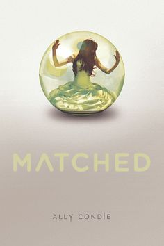 Matched series (crossed, reached) - fun young adult books.  If you liked the hunger games you will like these.  Post apocalyptic society that has eliminated most forms of creativity and free thinking, including choosing your mate.  Couldn't put them down