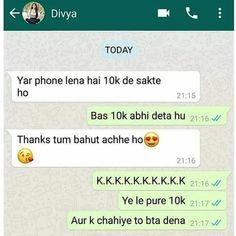 Funny Texts Jokes, Latest Funny Jokes, Funny Baby Memes, Very Funny Memes, Text Jokes, Funny Jokes In Hindi, Funny School Jokes, Cute Funny Quotes, Some Funny Jokes