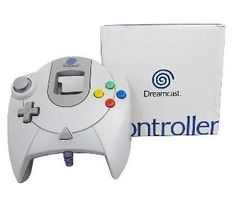 Amazon.com: Sega Dreamcast Controller (Original Gray): Unknown: Video Games