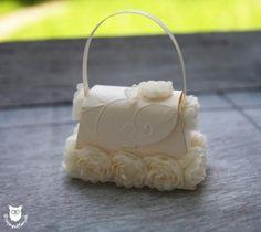 Hochzeit, Tasche für die Gäste, Big Shot & Stampin Up