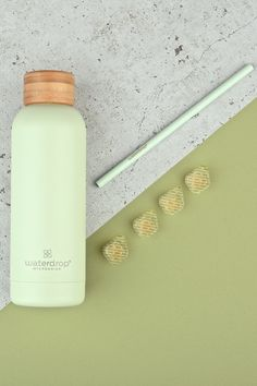 Steel the show Fall in love with our ZEN Steel Bottle in a soft pastel design. Your constant companion on the roller coaster of life. Zen, Pastel Designs, Breath In Breath Out, Water Drops, Roller Coaster, Lemon Grass, Finding Yourself, Steel, Bottle