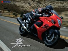 crotch rocket | World's Fastest Crotch Rocket – Suzuki Hayabusa