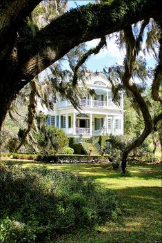 William Seabrook House - Edisto Island, SC via flickr
