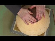 How to Make a Berry Bowl with Clay Slabs and Few Tools   BIRDIE BOONE - YouTube