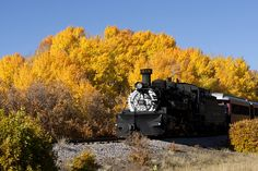 Combres Toltec Train Colorado-another great train ride, next time need to do this in the fall