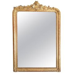 French Mirror Louis Philippe Period
