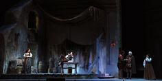 Giuseppe Verdi's #Rigoletto at Lyric Opera of Chicago. Photo by Dan Rest/Lyric Opera of Chicago