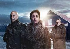Fortitude (2015)  Perched on the edge of the Arctic Circle, Fortitude is one of the safest towns on earth. There has never been a violent crime here. Until now.