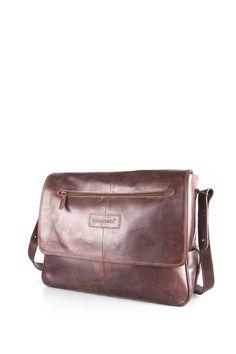 ESEMLARE leather bag