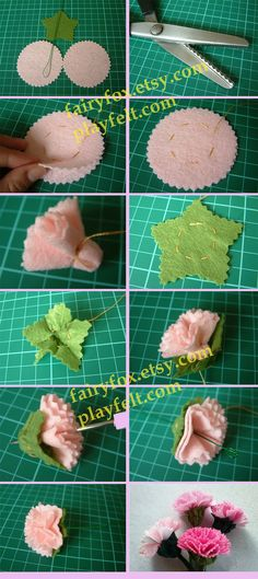 DIYFeltcarnation | Flickr - Photo Sharing!