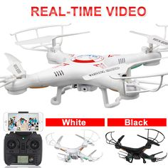 FPV RC Drone with Camera Remote Control Quadcopter Professional Drones Toy Helicopter Support Real-Time Video Drones, Drone Quadcopter, Wi Fi, Drone Model, Rc Drone With Camera, Remote Control Drone, Professional Drone, Videos, Pilot